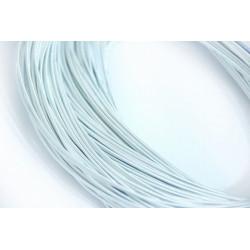 Серебро, канитель жёсткая 1,25мм 4,5-5гр