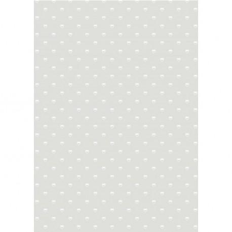 Сердечки, калька декоративная с рисунком А4 плотность 110г/м ЛЗ