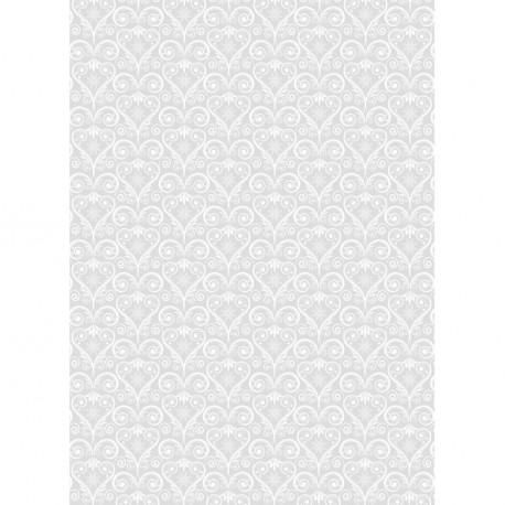 Свадебный вальс, калька декоративная с рисунком 30,5х30,5см плотность 110г/м ЛЗ