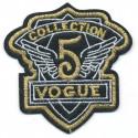 Модная коллекция, 6,8х6,9см, аппликация на клеевой основе