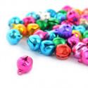 Цветные, бубенчики 10мм 100 шт