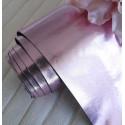 Ягода, блестящий кожзам для скрапбукинга 33х70(±1см)