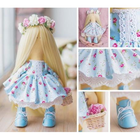 Майя, набор для шитья куклы 30см АртУзор