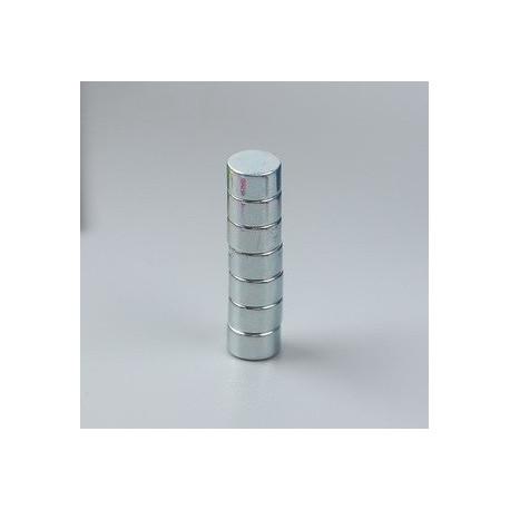 Магнит технический 10х2мм, 5шт SL