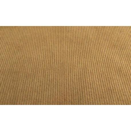 Песочный, ткань микровельвет 44х50см 80% хлопок 20%полиэстер