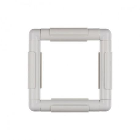 Сборная рамка-пяльцы пластик 15.2x15.2cм Gamma