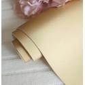 Золотой матовый шелк, кожа искусственная 33х69(±1см) толщина 1мм