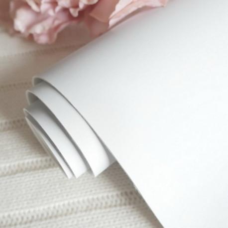 Светло-серый матовый шелк, кожа искусственная 33х69(±1см) толщина 1мм