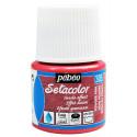 Розовый пудровый, с эффектом замши краска для темных и светлых тканей Setacolor 45мл PEBEO краска по