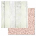 Досочки, коллекция Фономикс.Свадебный букет, бумага для скрапбукинга 30,5x30,5см 180г/м ScrapMania