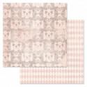 Бабочки, коллекция Фономикс.Свадебный букет, бумага для скрапбукинга 30,5x30,5см 180г/м ScrapMania