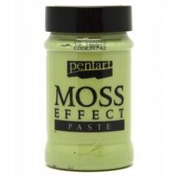 Светло-зелёный, паста с эффектом мха 100мл Pentart