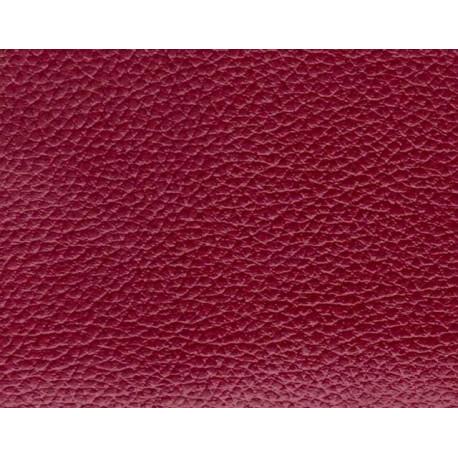 Бордовый, кожа искусственная зернистый-матовый 22х30(±1см)