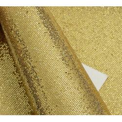 Светлое золото, кожа искусственная соты 22х30(±1см)