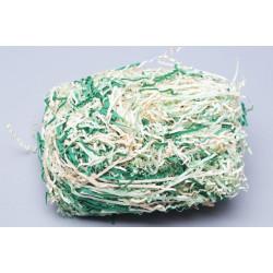 Желто-зеленый микс, наполнитель бумажный уп.50гр