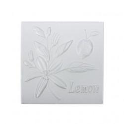 Лимон, плитка для декорирования грунтованная 10х10х0,5см мдф Love2Art