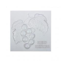 Смородина, плитка для декорирования грунтованная 10х10х0,5см мдф Love2Art