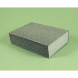 Шлифовальная губка-брусок №180 10х7х2,5см Flexifoam ProArt
