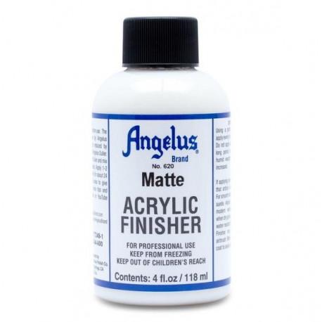 Angelus Acrylic Finisher Matte, лак матовый 118мл Angelus