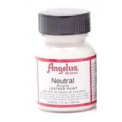 Neutral(Нейтральный) краска для кожи акриловая 29,5мл Angelus