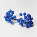 Светло-синий, сахарные ягодки 40шт