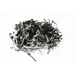 Черно-белый микс, наполнитель бумажный уп.50гр