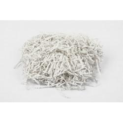 Белый, наполнитель бумажный уп.50гр (204)
