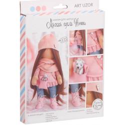 Нэтти, набор для шитья куклы 30см АртУзор