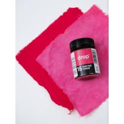 Конфетный Розовый, краситель для ткани Drop №15 10гр