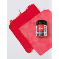 Королевский красный, краситель для ткани Drop №14 10гр