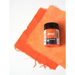 Сигнальный, краситель для ткани Drop №16 10гр