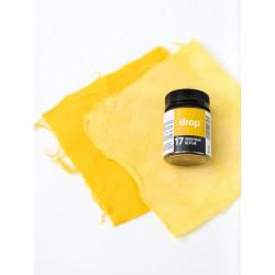 Солнечный желтый, краситель для ткани Drop №17 10гр