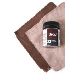 Шоколад, краситель для ткани Drop №23 10гр