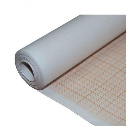 Масштабно-координатная бумага 64см 5м 60г/кв.м миллиметровка