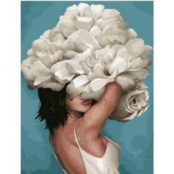 Нежность (Джадд Эми), картина по номерам на холсте 40х50см 30цв Original