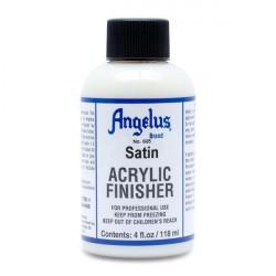 Angelus Acrylic Finisher Satin лак сатиновый 118мл Angelus