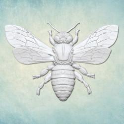 Пчела 1 (M) 7х4,8х0,7см, молд силиконовый универсальный АП