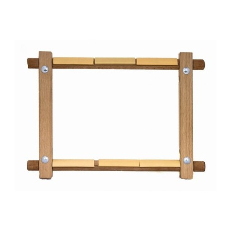 Пяльца-рамки с клипсой 53х30 Золотое руно