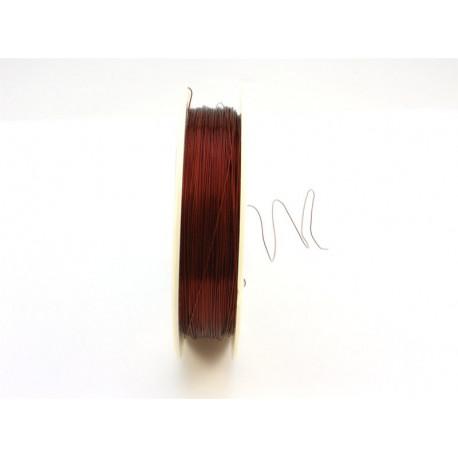 Медь, проволока для бисера d 0.4мм 10м, Gаmma