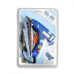 Клеевой пистолет малый d7мм Micron