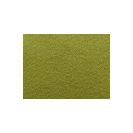 Оливковый, фетр декоративный А-270/350 40%шерсть, 60%вискоза, толщина 1мм, 30х45см