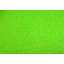 Салатовый, фетр декоративный А-270/350 40%шерсть, 60%вискоза, толщина 1мм, 30х45см