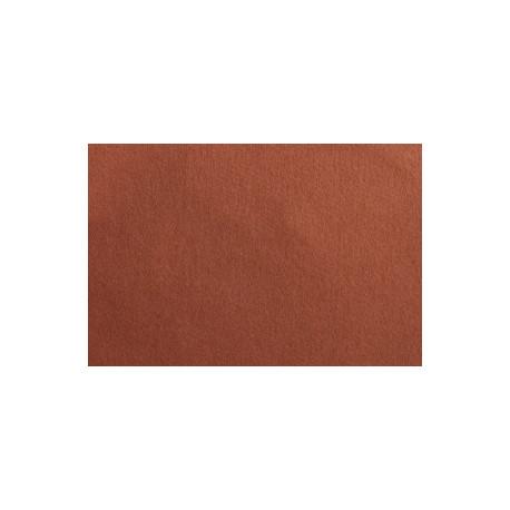 Терракотовый, фетр декоративный А-270/350 40%шерсть, 60%вискоза, толщина 1мм, 30х45см