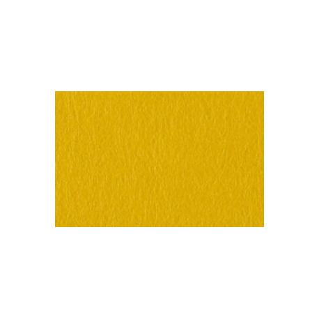 Желтый, фетр декоративный А-270/250 40%шерсть, 60%вискоза, толщина 1мм, 30х45см