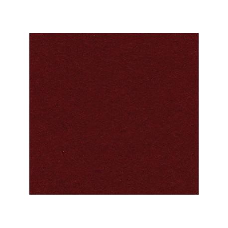 Бордовый, фетр 3мм, 30х45см 100% полиэстер Efco Германия