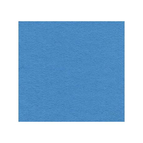 Синий светлый, фетр 3мм, 30х45см 100% полиэстер Efco Германия