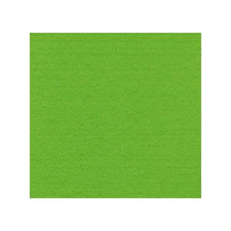 Зеленый светлый, фетр 3мм, 30х45см 100% полиэстер Efco Германия