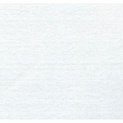 Белый, фетр 3мм, 30х45см 100% полиэстер Efco Германия