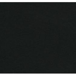 Черный, фетр 3мм, 30х45см 100% полиэстер Efco Германия