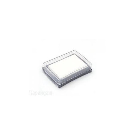 Белый, штемпельная подушка 34х34х20мм Mr.Painter